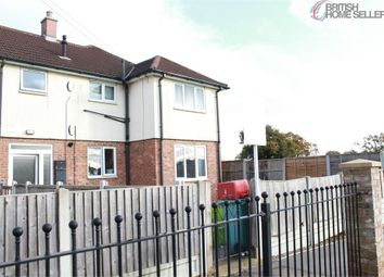 Thumbnail 2 bed flat for sale in Harrison Close, Hutton, Brentwood, Essex