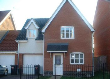 Thumbnail 3 bedroom property to rent in Stirling Road, Old Catton, Norwich