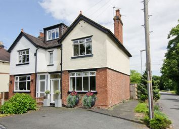 Thumbnail 4 bed semi-detached house for sale in Moss Pit, Stafford