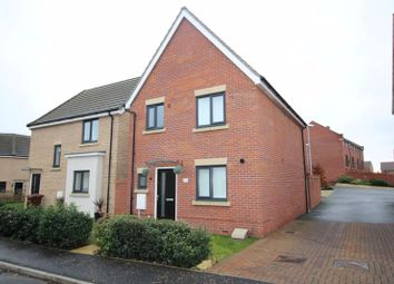 Thumbnail 3 bed detached house to rent in Peter Pulling Drive, Queens Hill, Costessey, Norwich