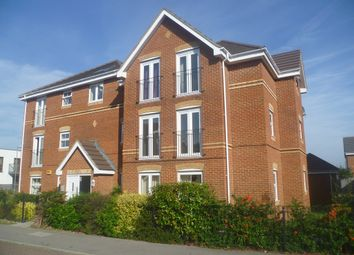 Thumbnail Flat to rent in Broadmere Road, Beggarwood, Basingstoke