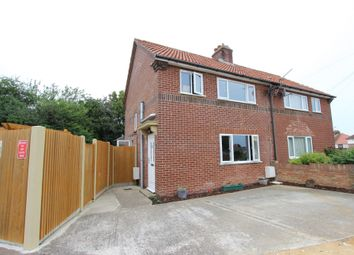 Thumbnail 3 bedroom semi-detached house for sale in Cowdray Square, Deal
