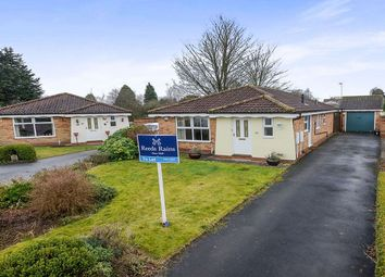 Thumbnail 3 bed bungalow to rent in Nursery Court, Nether Poppleton, York