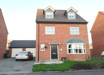 Thumbnail 5 bed property to rent in Meadow Way, Tamworth