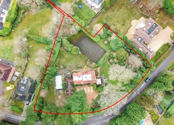 Queens Drive, Oxshott, Leatherhead, Surrey KT22. Land for sale