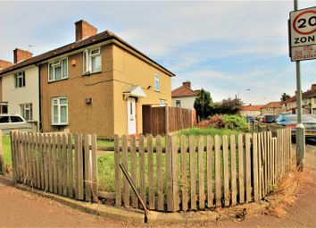 Thumbnail 3 bed end terrace house for sale in Oxlow Lane, Dagenham