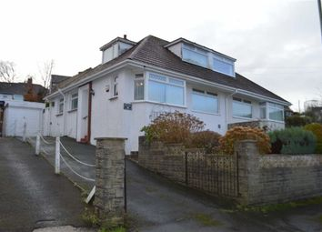 Thumbnail 2 bed semi-detached bungalow for sale in Alden Drive, Swansea