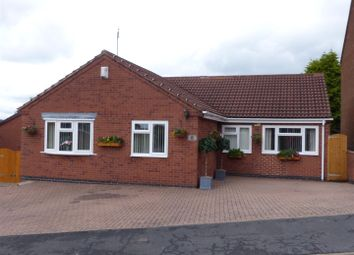 Thumbnail 3 bedroom bungalow for sale in Cambrian Way, Swadlincote