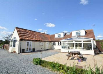 Thumbnail 6 bed detached bungalow for sale in Newlands Farm, Selby Road, Riccall