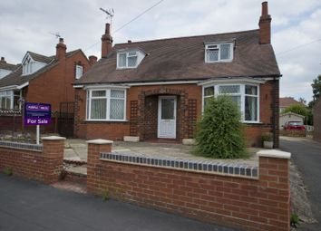 Thumbnail 3 bed detached house for sale in Torksey Street, Gainsborough
