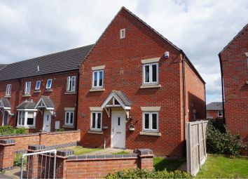 Thumbnail 4 bed end terrace house for sale in The Gateway, Newark