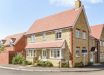 Thumbnail 3 bed end terrace house for sale in Curtis Close, Watchfield, Swindon