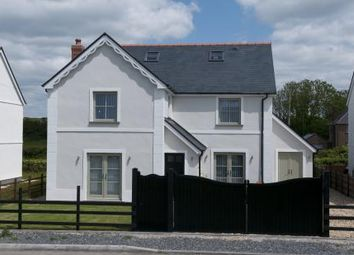 Thumbnail 6 bed detached house for sale in Reynoldston, Swansea