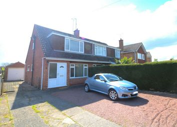 Thumbnail 3 bed semi-detached house to rent in Woodleigh, Thornbury, Bristol