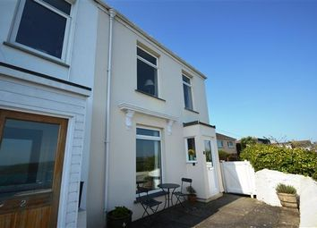 Thumbnail 2 bed end terrace house for sale in Thetis Place, Falmouth