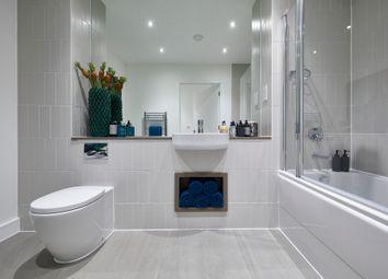 Thumbnail 2 bedroom flat for sale in Burdett Road, London