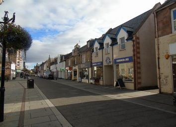 Thumbnail 2 bedroom flat to rent in Flat, 20 High Street, Dingwall
