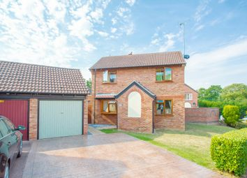 Thumbnail 3 bed detached house for sale in Old Rope Walk, Haverhill
