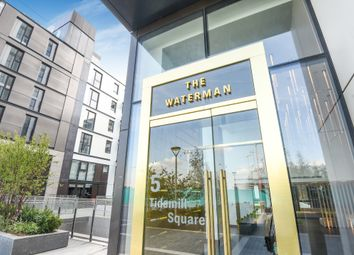 2 bed flat for sale in Tidemill Square, Greenwich Peninsula SE10, London,