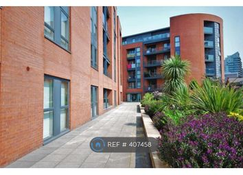 Thumbnail 2 bed flat to rent in Quebec Building, Salford