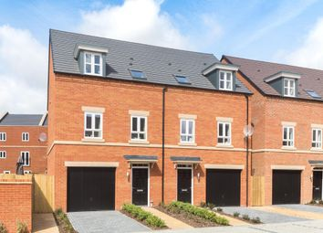 "Thumbnail 3 bed end terrace house for sale in ""Hinton"" at Racecourse Road, Newbury"