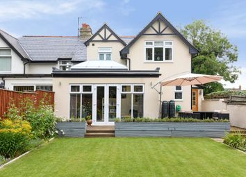 Thumbnail 3 bed semi-detached house for sale in Hernes Road, Summertown, North Oxford, Oxon, 7Pu
