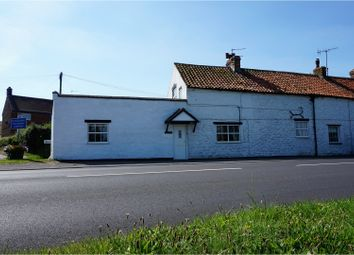 Thumbnail 2 bed cottage for sale in Main Street, Flixton