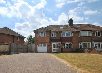 Thumbnail 5 bed semi-detached house for sale in Chesterwood Road, Kings Heath, Birmingham