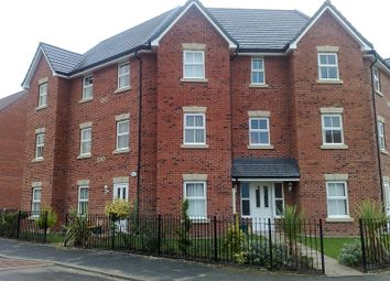 Thumbnail 2 bed flat to rent in Quins Croft, Leyland, Preston