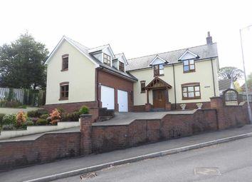 Thumbnail 4 bed detached house for sale in Trem-Y-Ddol, Newcastle Emlyn
