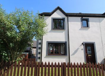 Thumbnail 3 bed end terrace house for sale in Fairview Gardens, Clifton, Penrith