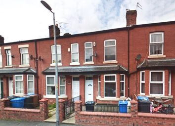 Thumbnail 2 bed terraced house to rent in Kennedy Road, Manchester