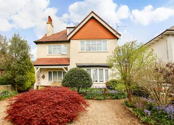 Thumbnail 5 bedroom detached house for sale in Richmond Park Avenue, Bournemouth