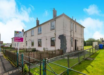 Thumbnail 2 bed flat for sale in Lane Crescent, Drongan, Ayr