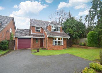 Thumbnail 4 bedroom detached house for sale in Snowberry Close, Wokingham, Berkshire