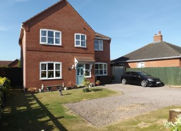 Thumbnail 4 bed detached house for sale in Wignals Gate, Holbeach, Spalding