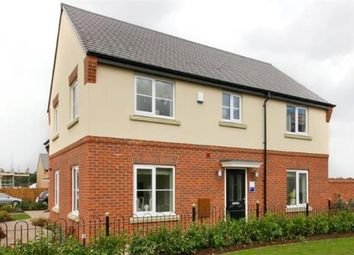 Thumbnail 4 bed detached house for sale in Murcott End, Burntwood