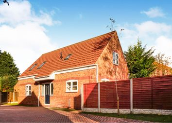 Thumbnail 3 bed detached house for sale in Millbrook Rise, York
