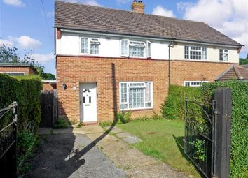 Thumbnail 3 bedroom semi-detached house for sale in Victoria Road, Haywards Heath, West Sussex