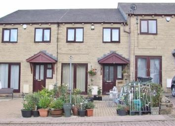 Thumbnail 3 bed terraced house for sale in Summerfield Court, Halifax