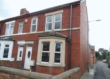 Thumbnail 3 bed terraced house for sale in Hawthorn Mews, Hawthorn Road, Ashington