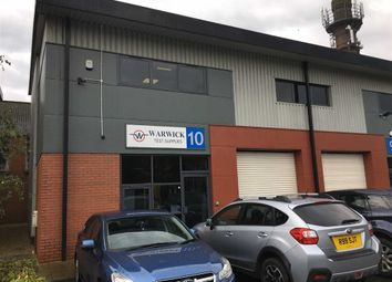 Thumbnail Light industrial to let in 10, Cosford Park, Lutterworth, Leicestershire