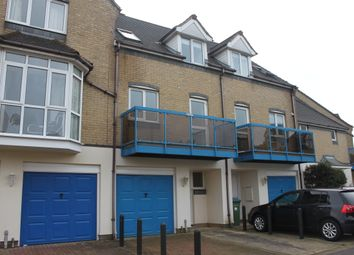 Thumbnail 4 bed town house for sale in Atlantic Close, Ocean Village, Southampton