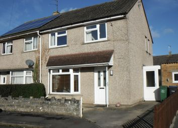 Thumbnail 3 bed semi-detached house to rent in Hither Close, Chippenham