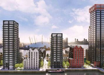 Thumbnail 1 bed flat for sale in Orion Building, Good Luck Hope, Canary Wharf