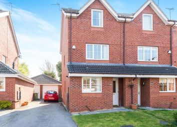 Thumbnail 3 bed semi-detached house for sale in Brackenwood Drive, Widnes, Cheshire, Tbc
