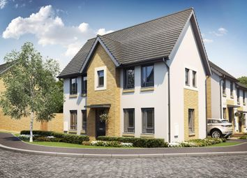 "Thumbnail 3 bed detached house for sale in ""Morpeth"" at Redwood Drive, Plympton, Plymouth"