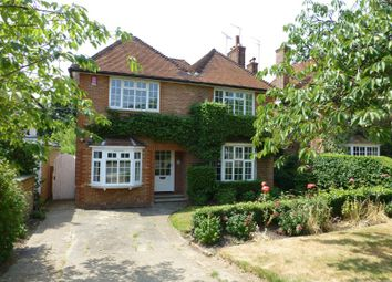 Thumbnail 5 bed detached house to rent in North Way, Pinner
