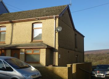 Thumbnail 1 bedroom maisonette to rent in Park Street, Lower Brynamman, Ammanford, Carmarthenshire.