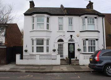 Thumbnail 3 bed semi-detached house for sale in Holmwood Road, Enfield